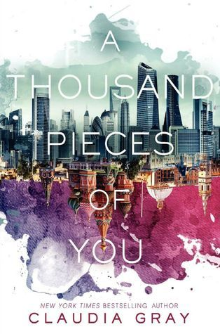 ARC Review: A THOUSAND PIECES OF YOU by Claudia Gray | 3.5 stars