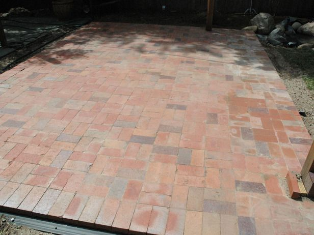 1000 ideas about How To Lay Pavers on Pinterest