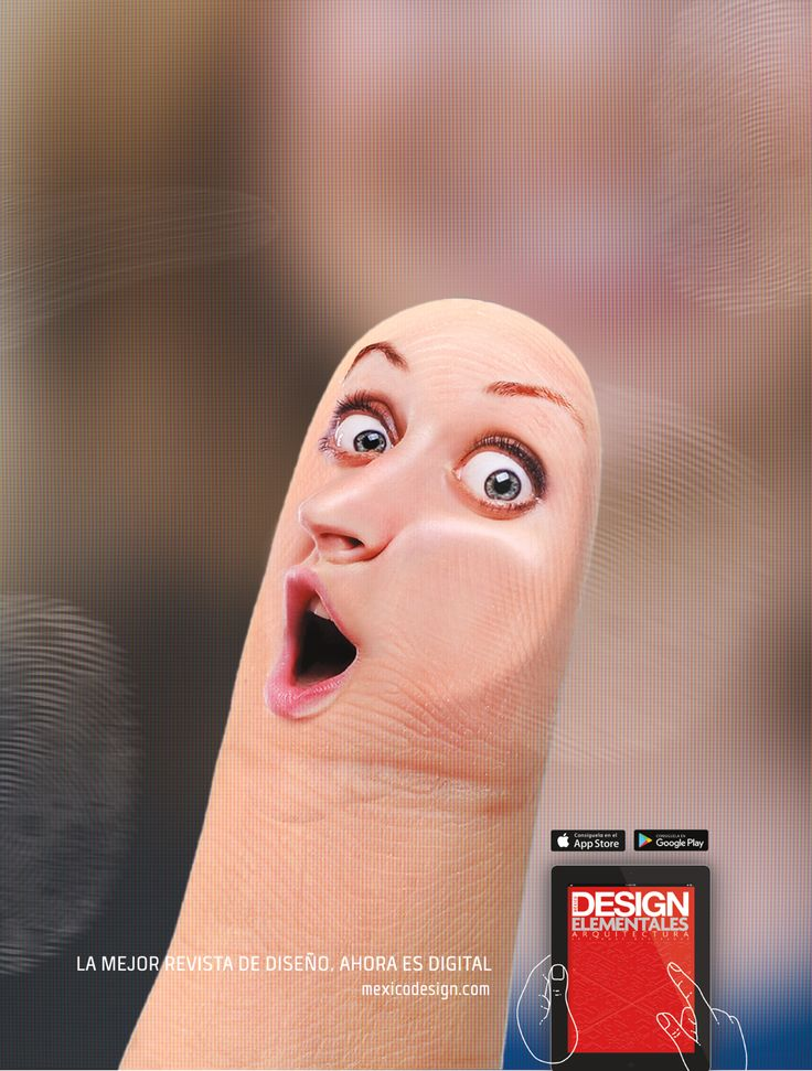 Mexico Design: Finger | Ads of the World™