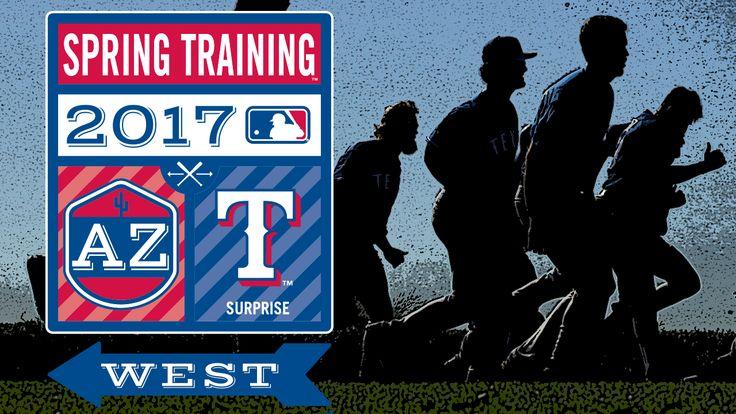 Texas Rangers 2017 Spring Training broadcast schedule   FOX Sports
