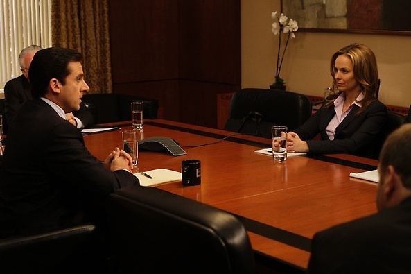 "The Office - Photos - ""The Deposition"" - NBC.com. #TheOffice"