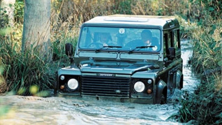 From the Series I (1948-2016) to the current Land Rover Defender - the longest continuous production of a vehicle in the world. The last Defender rolls off the line this week. Adieu my friend.