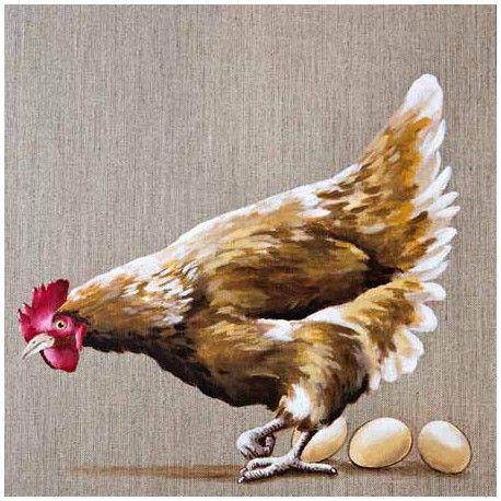 Bien-aimé 523 best Poules images on Pinterest | Chicken art, Bird and  IB47