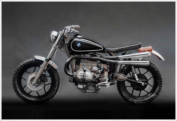 BMW R65 Adventure by Totti Motori / Hook Motors