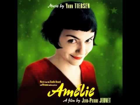 Amelie Soundtrack. If you want to get stuff done, listen to this soundtrack while you do your work :)