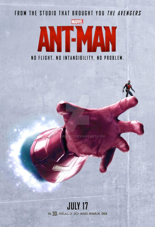 Ant-Man Poster (Vision) by tclarke597 on DeviantArt  -   #antman #kurttasche #marvelmovies