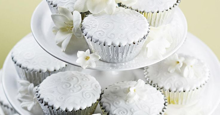 Wedding Cupcakes Recipe