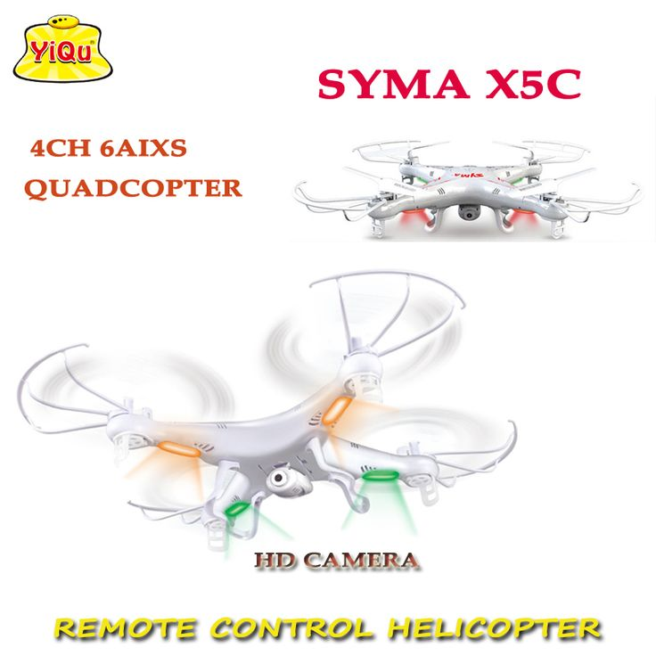 2016 Fashion Syma x5c/x5c-1 2.4G 4CH 6Axis aerial RC Drone RC Helicopter Quadcopter Toys Drone With HD Camera RC Quadcopter X5C //Price: $US $76.95 & FREE Shipping //     #toyz24