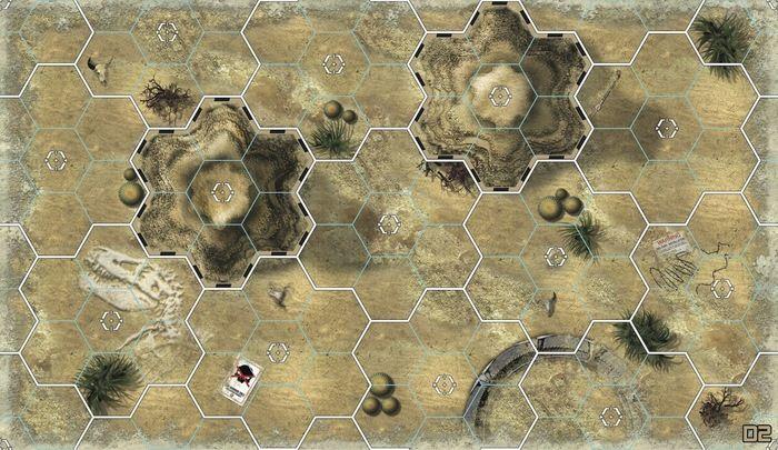 maps, sci-fi, alien planet