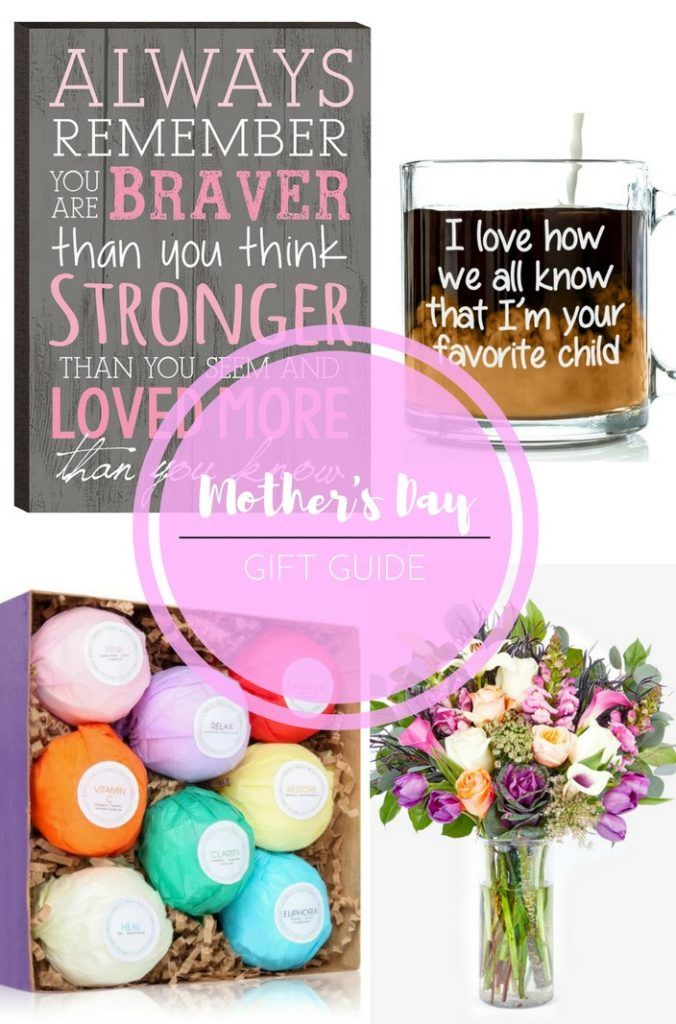 227 best mothers day gifts images on pinterest 5 gifts baby mothers day gift guide negle Image collections