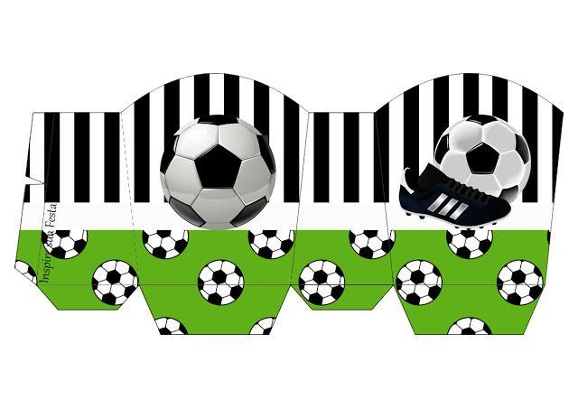 Set De Fútbol Imprimibles Para Fiestas Invitaciones Y Cajas Para Imprimir Gratis Imprimibles Fiesta Fiestas Temáticas De Fútbol Cumpleaños Temático De Fútbol