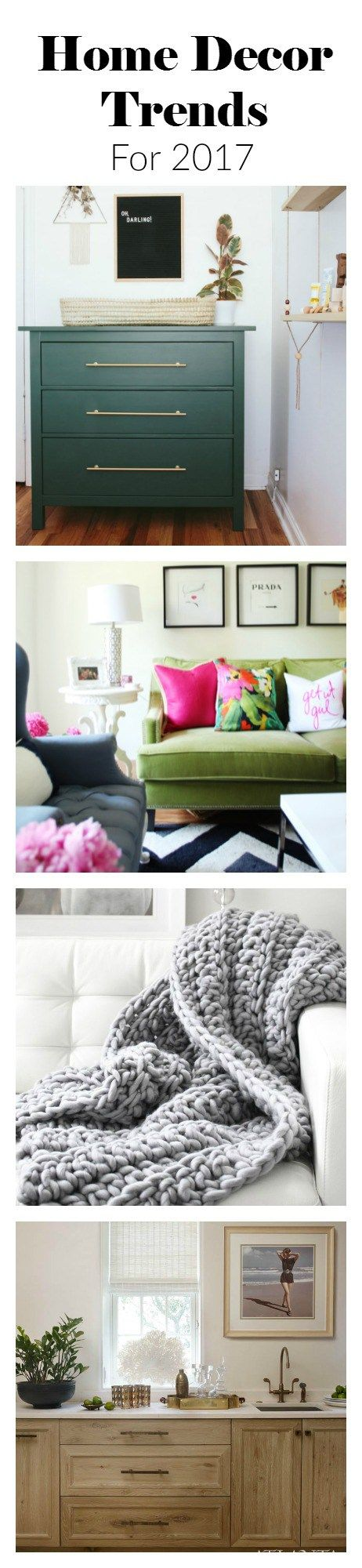 new trends in furniture. Home Decor Trends In 2017 New Furniture