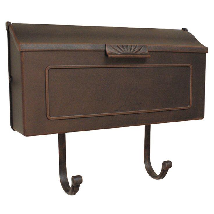 Nadine Wall-Mounted Mailbox