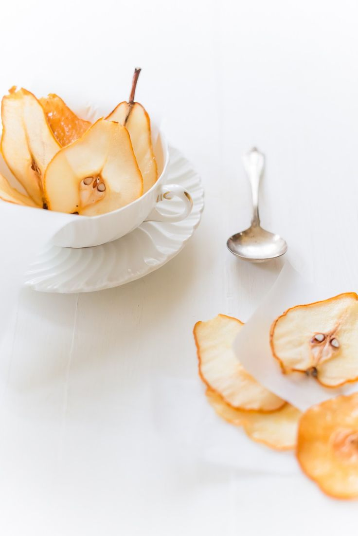 Homemade #Pear #Wafers new post and detailed recipe | Au Petit Goût