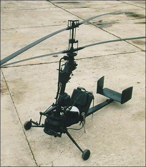 Ka-56 Portable Helicopter