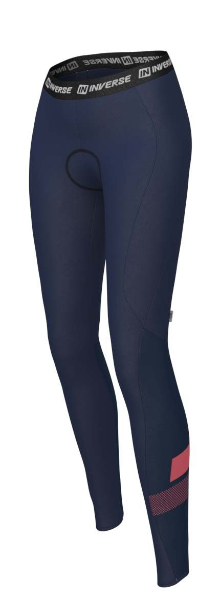 CYCLING TROUSERS RACE 2018 (WOMAN) NAVY by Inverse
