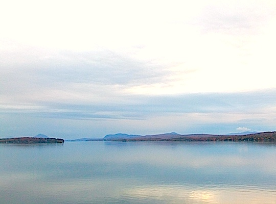 Lake Memphremagog: The Legend Of Memphre, A Monster Which Sits In The Quebec/Vermont Lake