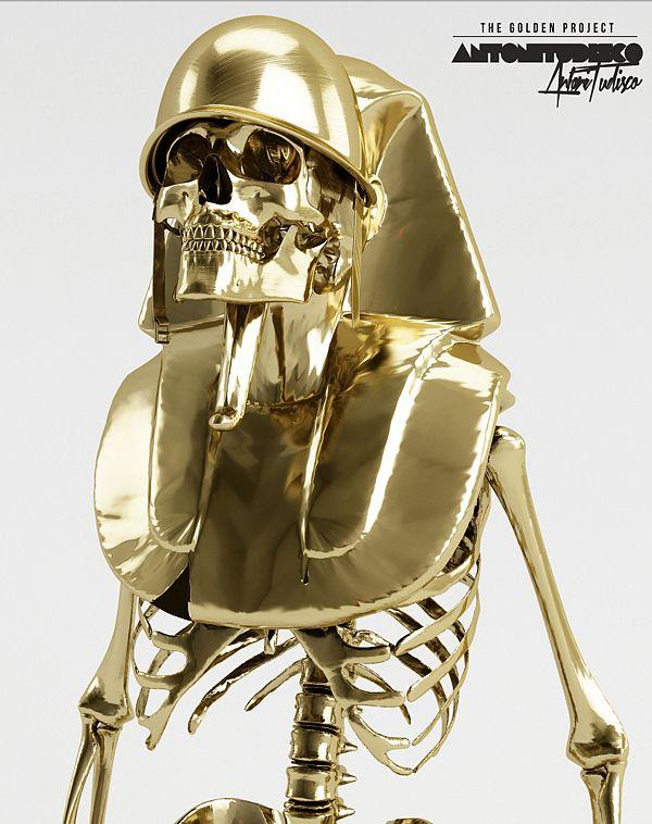 Golden by Antoni Tudisco