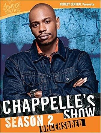 Dave Chappelle & Q-Tip & Andre Allen & Neal Brennan-Chappelle's Show - Season 2