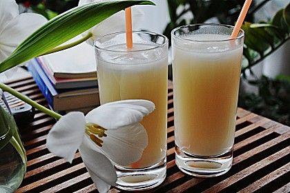 Horchata - Milchreis-Getränk