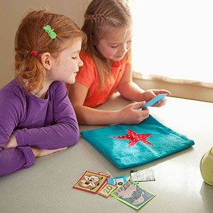 Story Grab Bag: The beginning of a tale isn't always easy to find. A Story Starter, a type of creative prompt, can help a child get a story going -- and keep it going, on her own or as part of a group. For an endless supply of inspiration, assemble a sturdy set of starters.