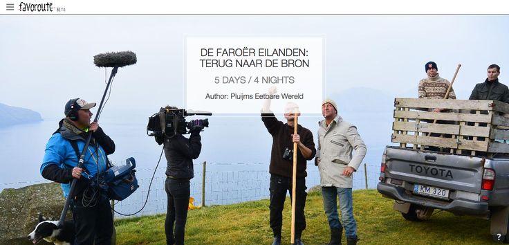 DE FAROËR EILANDEN: TERUG NAAR DE BRON by Pluijm's Eetbare Wereld.  http://www.peecho.com/print/en/74273