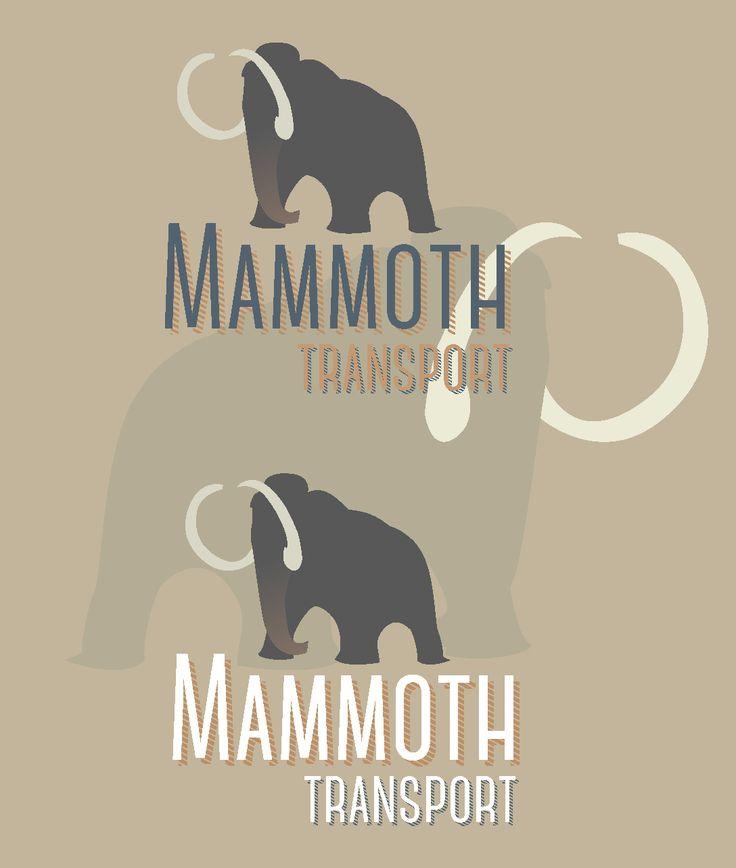 mammoth transport logo
