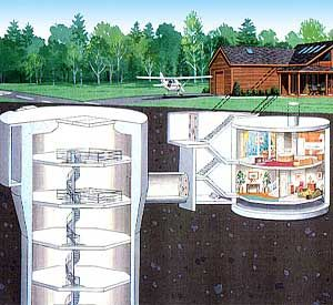 We actually bought house plans for an underground home in the '70s. Wish we had kept them! Underground Home Plans Earth Sheltered Berm Housing