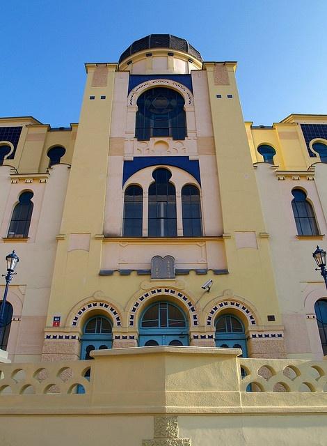 Decin synagogue
