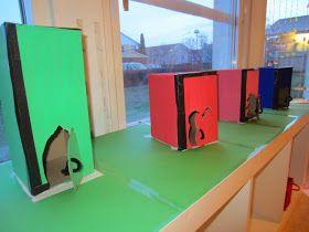 Vi har startat ett projekt kring Babblarna, (plastfigurer i olika färger och med olika namn).    Vi kommer att följa barnen och erbjud...