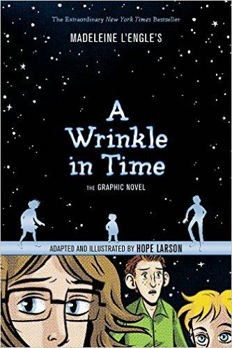 A Wrinkle in Time: The Graphic Novel: Madeleine L'Engle, Hope Larson: 9781250056948: Amazon.com: Books
