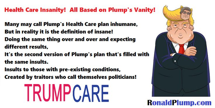 Ronald Plump – Rhymes about Donald Trump – Children's Book Coming Soon!