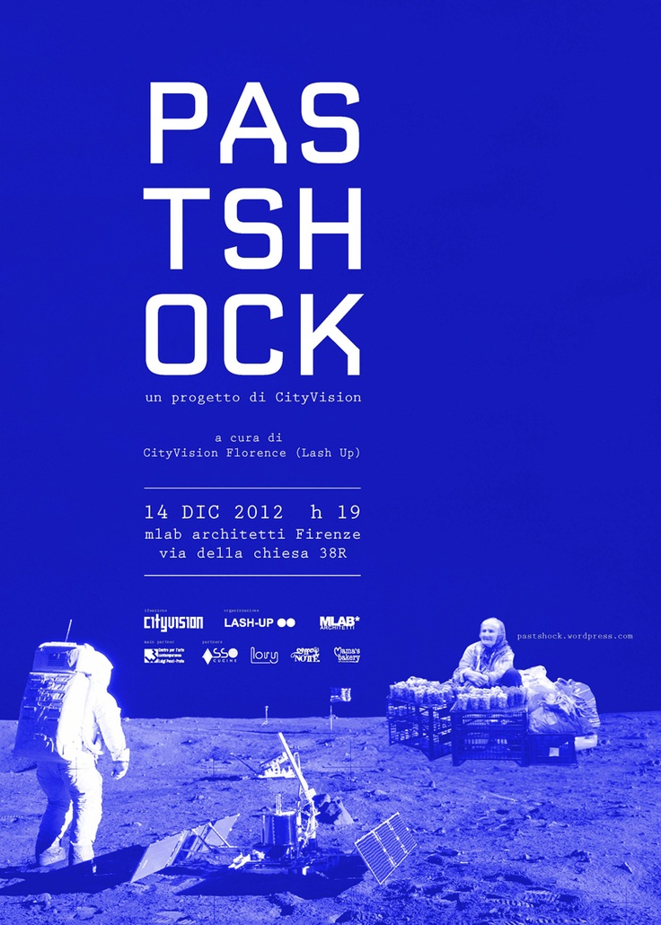 poster past-shock firenze