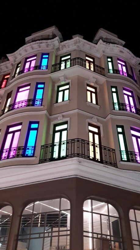 Windows in madrid