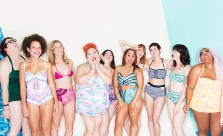 Con lo slogan «Le donne sono molto di più della loro taglia», per il secondo anno consecutivo ModCloth, azienda di abbigliamento online, lancia una campagna in cui 13 dipendenti del marchio americano promuovono  costumi da bagno.  Chi più magra, chi con qualche chilo in più, queste ragazze indossano capi di tendenza e mostrano con orgoglio le loro forme (a cura di Francesco Tortora; foto: ModCloth)