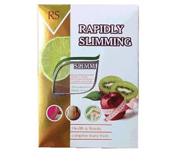 10 BOX / 300 CAPS Rapidly Slimming Capsules 100% Natural plant extract formula #RapidlySlimming
