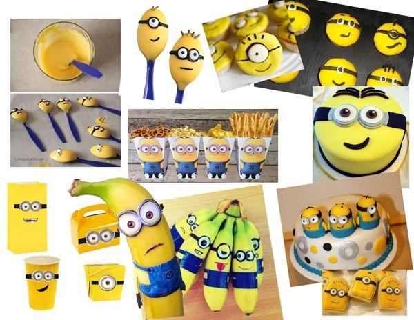 Estes moldes dos Minions para imprimir e decorar vão facilitar a sua vida (Foto: 1et2et3doudous.canalblog.com)
