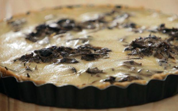 Bela Cozinha - Ep. 9 - Quiche de homus com cogumelos (Foto: Reproduo / GNT)