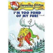 Geronimo Stilton #story #book
