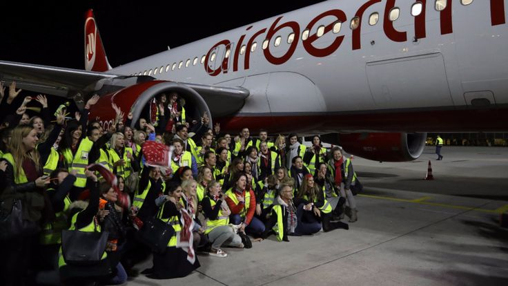 BILD an Bord - Air Berlin – der letzte Flug! - News Inland - Bild.de