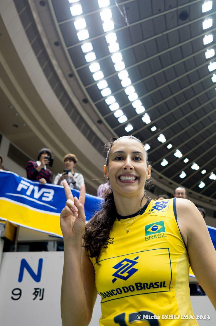 Brazilian, Sheilla CASTRO