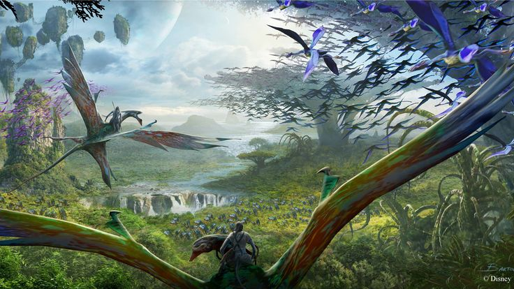 What to expect from Avatar Land at Disney's Animal Kingdom http://www.latimes.com/travel/themeparks/la-trb-avatar-land-disney-animal-kingdom-20150707-story.html