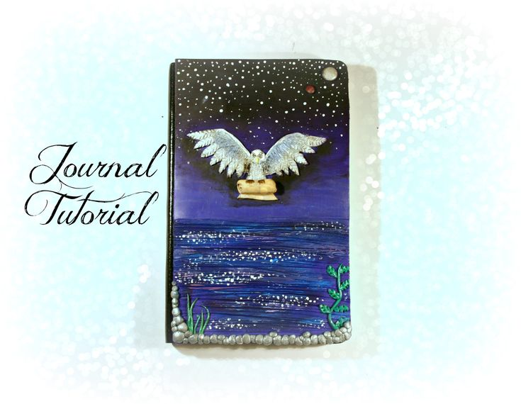 Fantasy Book Cover Tutorial ~ Best art n craft video inspiration images on