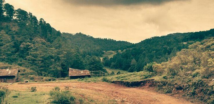 Puerta a la Sierra Madre del Sur