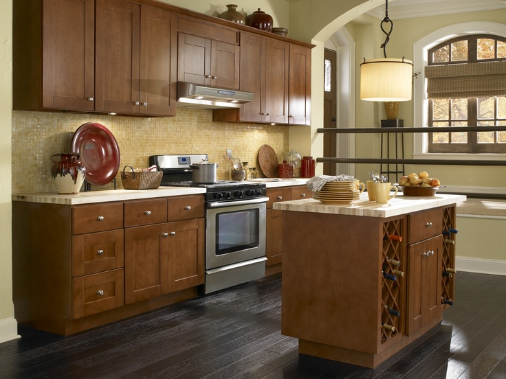 17 best images about project ctg dark finish kitchen - B jorgsen cabinets ...