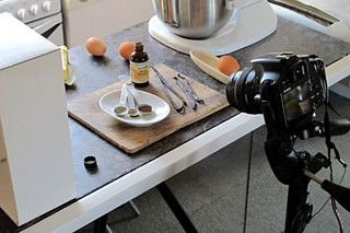 Food photo gear for great shoots!