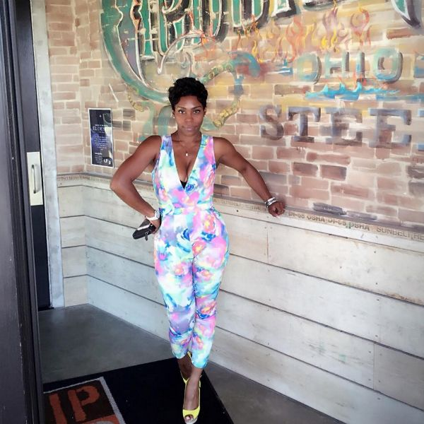 Nikki Taylor - Teyana Taylor's Mom Is A Baddie Too And These Pics Are Proof
