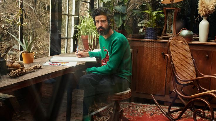 The Colourful World Of Mr Devendra Banhart   The Look   The Journal   Issue 308   23 February 2017   MR PORTER