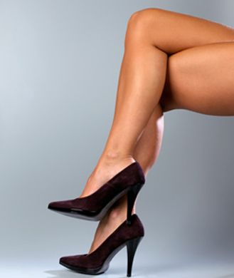 how to get thinner calves and ankles