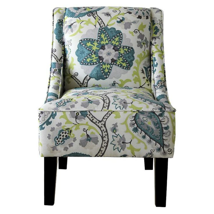 Best Hudson Swoop Chair Blue Green Chair Teal Decor Blue 400 x 300